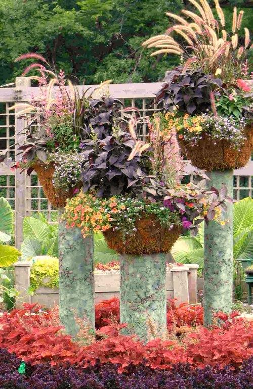 container gardening - soils