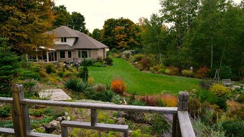 Aspen Grove Gardens - the garden that started it all